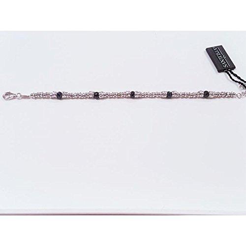 Bracelet santoma 'Homme B11/10zbb Argent Pierres Dures