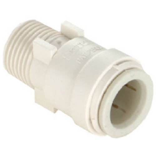 - Watts P-810 Quick Connect Male Adapter, 3/4-Inch CTS x MPT