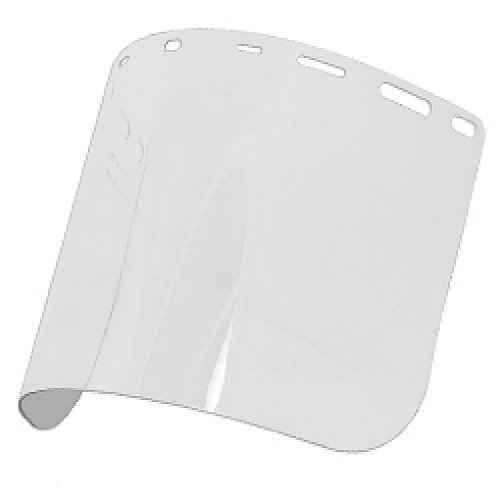 Clear Face Shield - Replacement Face Shield, 8