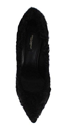 Dolce pour Noir Femme Noir Escarpins Gabbana amp; rwt8Xr