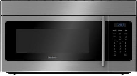 """Blomberg BOTR30200CSS 30"""" Over the Range Convection"""