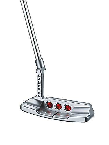 2014 Golf club Scotty Cameron Select Newport 2 Putters 32.33.34.35 Inch (Silver, 35)