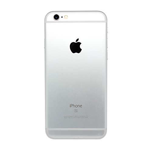 apple iphone 6s gsm unlocked 16gb silver certified refurbished. Black Bedroom Furniture Sets. Home Design Ideas