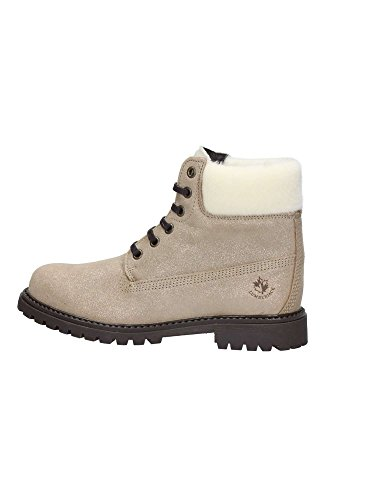 Lumberjack Damen River Desert Boots Platinum