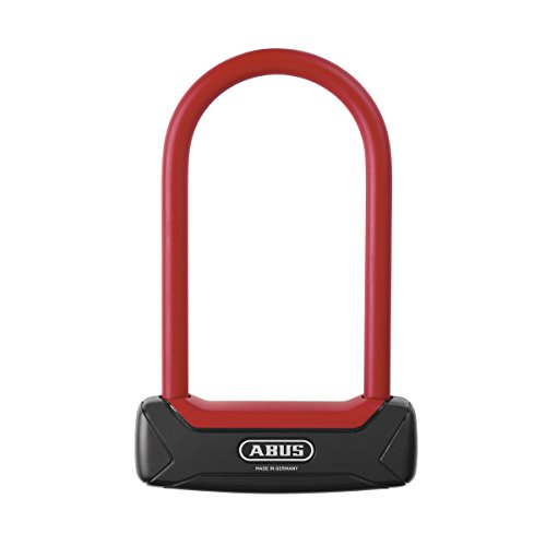Abus Granit 640 U-Lock, Red, 6″ For Sale