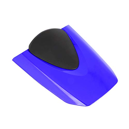 Motorcycle Blue Rear Seat Cowl Passenger Pillion Fairing Tail Cover For Honda CBR600RR 2007-2012
