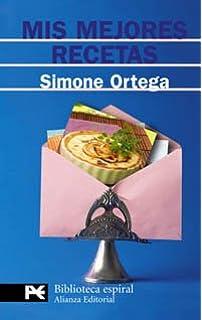 Mis mejores recetas / My Best Recipes (El Libro De Bolsillo / The Pocket Book