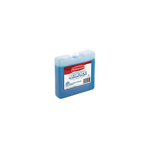 """Rubbermaid - Blue Ice Brand Weekender Pack, 7"""" x1.63"""" x 6.75"""