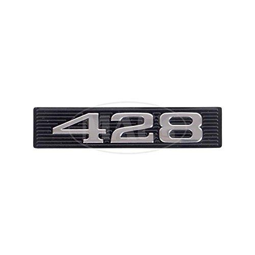 MACs Auto Parts 42-74455 Hood Emblem Insert,
