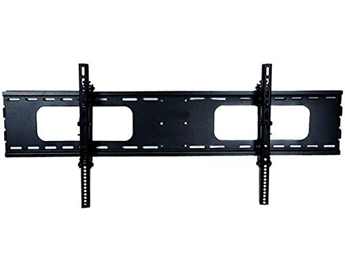 (Monoprice Titan Series Extra Wide Tilt TV Wall Mount Bracket - for TVs 37in to 70in Max Weight 165lbs VESA Patterns Up to 1050x450)