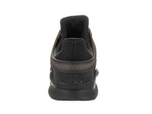 Adidas Utrustning Support Adv Mens Väg Gående Skor Ba8329 Kollegialt Svart / Kollegialt Svart / Springer Vit