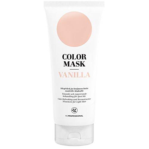 Color Mask Vanilla Reconstructive Treatment – Toning Conditioner for Cool Vanilla Blonde Hair – 6.76