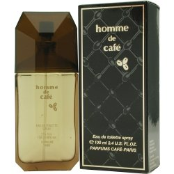 Cafe By Cofinluxe Eau De Toilette Spray 3.4 Oz For Men