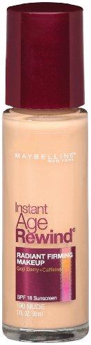 Maybelline New York instantanée Age Rewind maquillage Fermeté Radiant, Nu 190, 1 once liquide