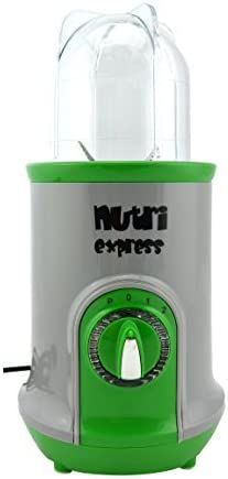 Smoothie Maker / Licuadora de Nutriexpress con Cuchillos piraña ...