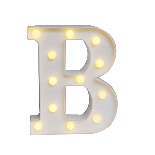 Light Up Kitchen Signs: SDOUBLEM LED Marquee Letter Lights Alphabet Light Up Sign
