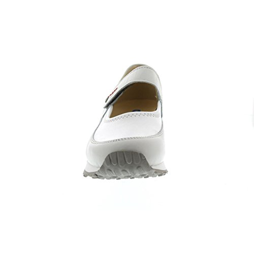 Wolky Comfort Riemchenschuhe E-step White