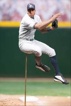 1 Sports Pick Mcfarlane Baseball (McFarlane Toys MLB Sports Picks Series 5 Action Figure Alfonso Soriano (New York Yankees) Gray Jersey)