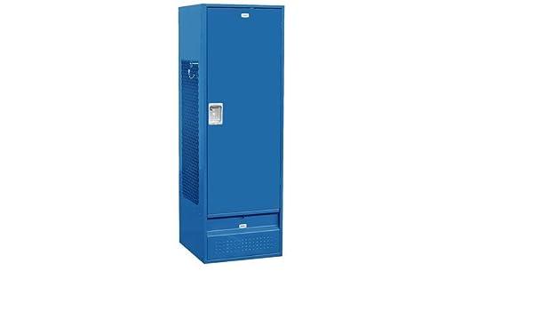 1 nivel 1 ancho estándar Gear Locker color: azul: Amazon.es: Oficina y papelería