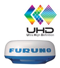 "Furuno 2kW 19"" Ultra High Definition (UHD153;) Digital Radar (31616) primary"