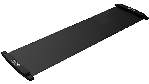 american-lifetime-slide-board-workout-board-6ft-sports-fitness-training-and-therapy-board-with-shoe-