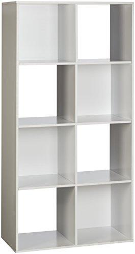 OneSpace 8-Cube Organizer, White ()