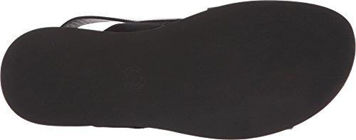 Voglio Lessenziale Mens Sandalo Da Lavoro Nero Cord / Nero
