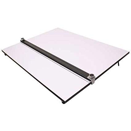 Art Alternatives - Parallel Straightedge Drawing & Drafting Board - 23'' x 31''