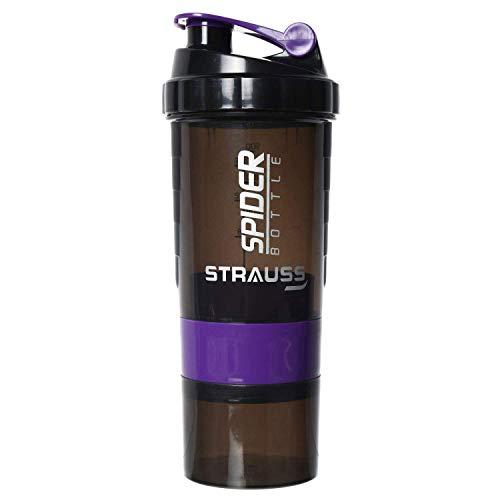 Strauss Spider Shaker Bottle 500ml