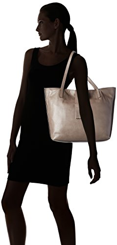 Tosca Blu MALDIVE, Borsa shopper Donna Grigio (Grau (Grey Mole C70))