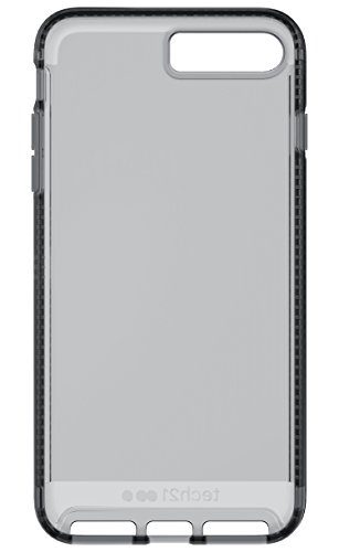 Tech21 Impact Clear Case für iPhone 7+ rauchig