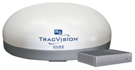 Tracvision Satellite Dish - KVH 01.0263.01 TracVision R6 In-Motion System