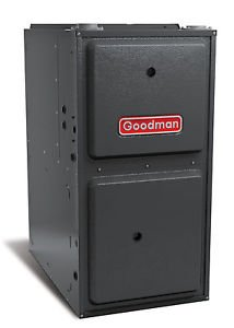 Gas Furnace Upflow/Horizontal Variable Speed 2-Stage 96% 100,000 BTU Gas Furnace - GMVC961005CN (Goodman Humidifier Furnace)