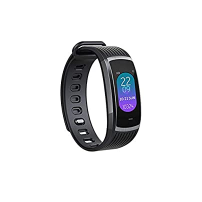 AZW Smart Watch Waterproof IP67 Fitness Wristband Heart Rate Sleep Monitor Step Counter Color Screen Estimated Price £33.99 -