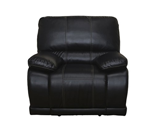 - New Classic Furntiure 20-382-13-MBK Electra Glider Recliner, Manual, Mesa Black