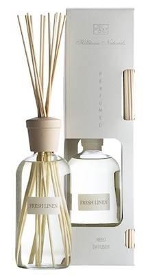- FRESH LINEN Hillhouse Naturals Reed Diffuser 16 oz