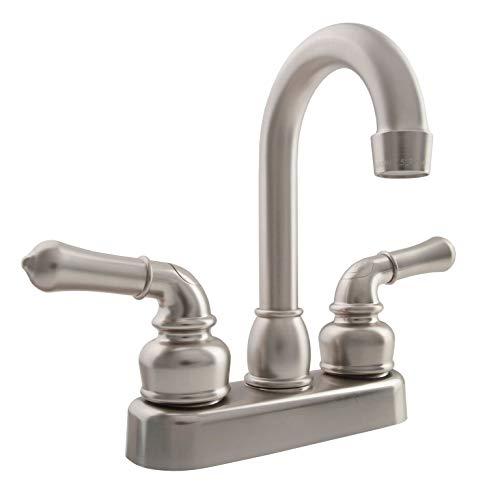 (Dura Faucet (DF-PB150C-SN) Classical RV Bar Faucet - 6