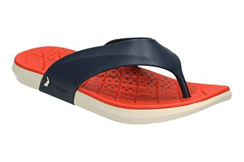 Unisex Multicolor Infinity Thong Adulto de Blanco Playa Chanclas Raider Zapatos y Rider 23427 Piscina R82208 xPz4SqWU