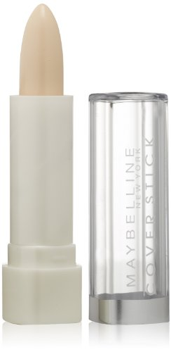 Maybelline New York Cover Stick Concealer, White/Blanc, Corrector, 0.16 (The Makeup Corrector Pencil)