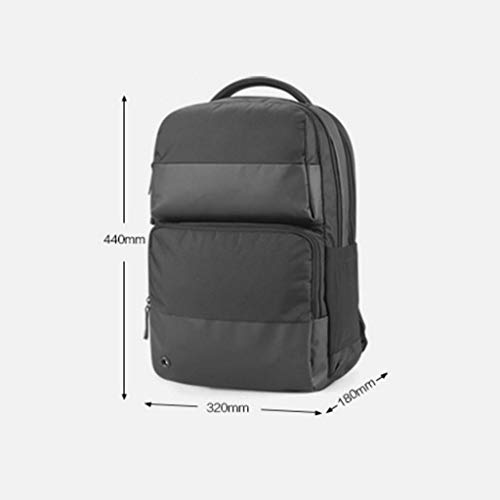 Sports Large Capacity Gray Casual Blue Bag B Color Notebook Size Business Backpack Bag xqRwIBYI