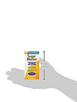 PharmaPure Sugar Blocker Slim-down Weight Loss Program (90 Caplets)