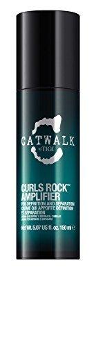 TIGI Catwalk Curls Rock Amplifier 5.07 oz (Pack of 2) by TIGI Cosmetics