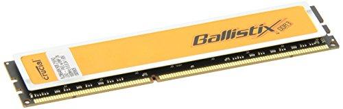 Diamond Deluxe Aluminum Dog - Crucial Technology BL25664BN1608 2 GB Ballistix 240-pin DIMM DDR3 PC3-12800 8-8-8-24 Unbuffered NON-ECC DDR3-1600 1.65V 256Meg x 64 Memory