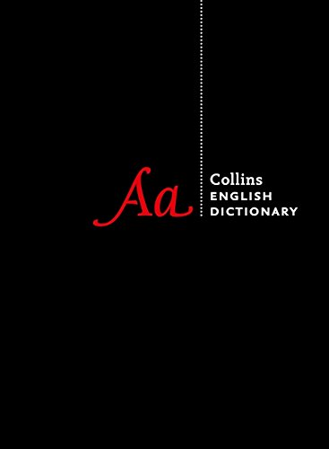 Collins English Dictionary by HarperCollins UK