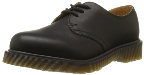 Unisex Pw 1461 Martens Dr PW Smooth Black Nero 4BtvPx