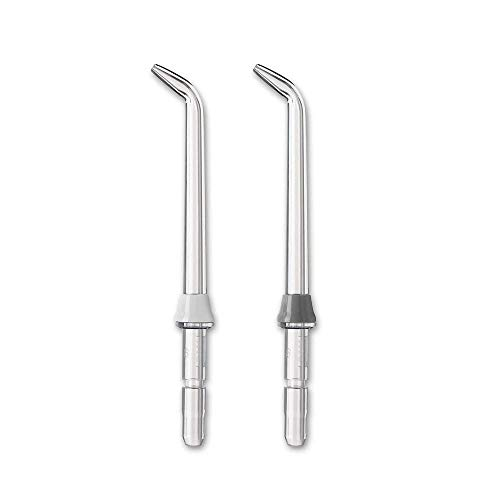 Water Flosser Replacement Jet Tips for THZY Professional Oral Irrigator FC-288 & FC-169, 2-Pack