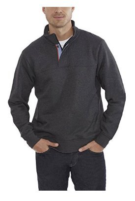 orvis-classic-collection-signature-sweatshirt-mock-neck-xx-large-charcoal