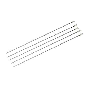 "Du-Bro 230 Mini-Nylon Kwik-Link On 12"" 2-56 Rod (5-Pack)"