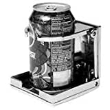 SEACHOICE Folding and Adjustable Drink Holder 79411 Folding and Adjustable Drink Holder Chrome Plated Review