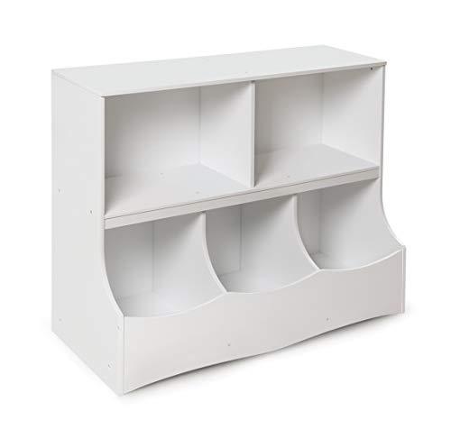 Multi-Bin Storage Organization 2